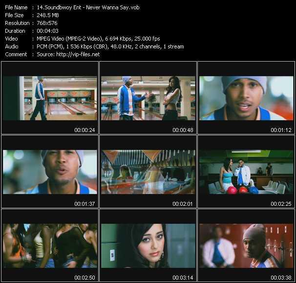 Soundbwoy Ent video screenshot