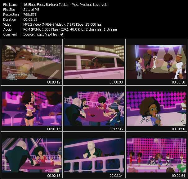 Blaze Feat. Barbara Tucker video screenshot