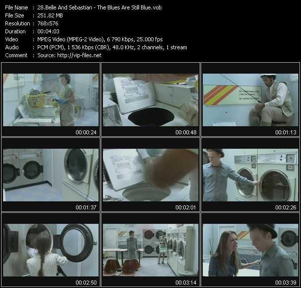 Belle And Sebastian video screenshot