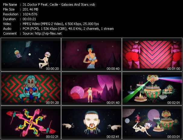 Doctor P Feat. Cecile video screenshot