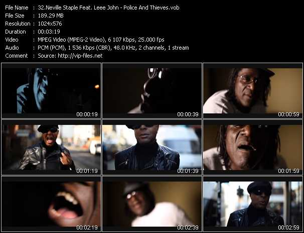 Neville Staple Feat. Leee John video screenshot