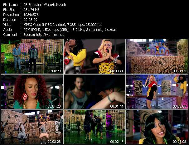 Stooshe video screenshot