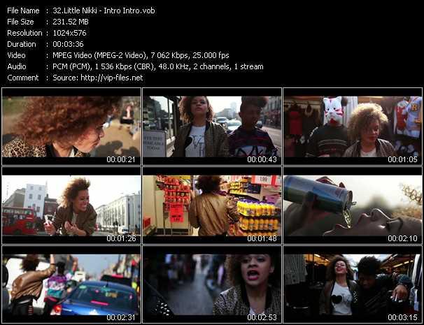 Little Nikki video screenshot