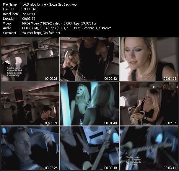 Shelby Lynne video screenshot