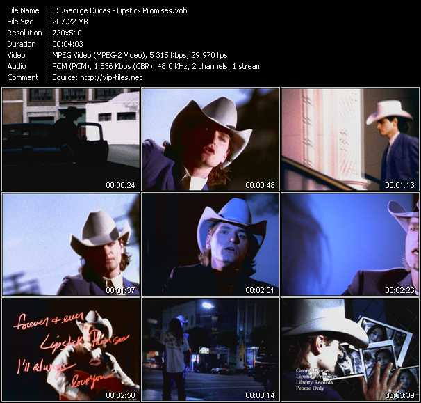 George Ducas video screenshot