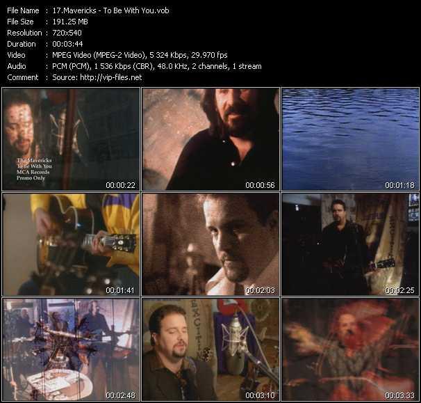 Mavericks video screenshot