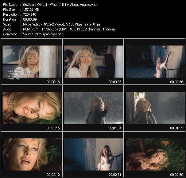 Jamie O'Neal video screenshot