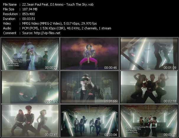 Sean Paul Feat. DJ Ammo video screenshot