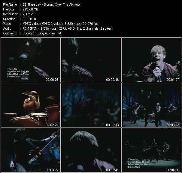 Thursday video screenshot