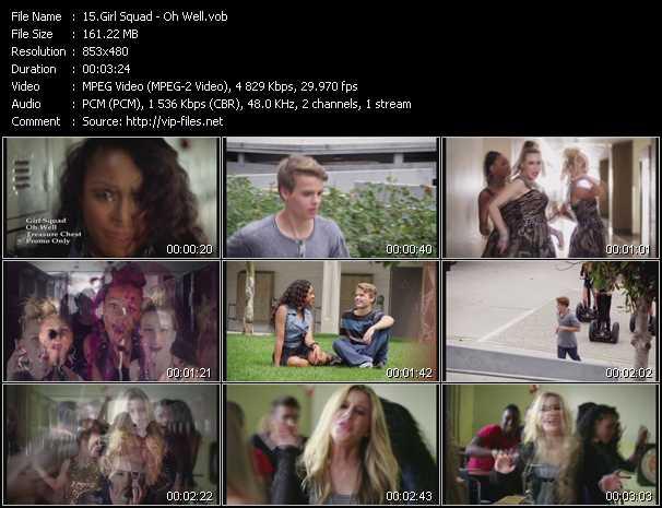 Girl Squad video screenshot