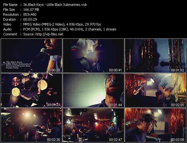 Black Keys video screenshot