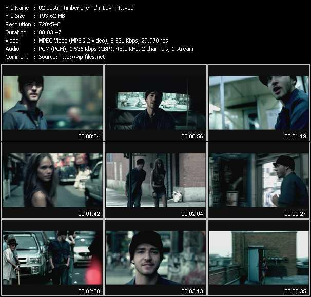 video I'm Lovin' It screen