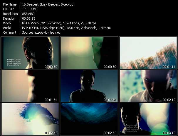 Deepest Blue video screenshot