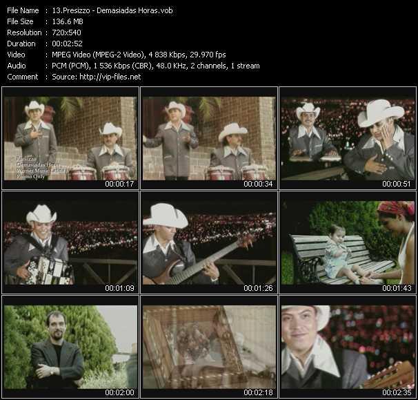 Presizzo video screenshot