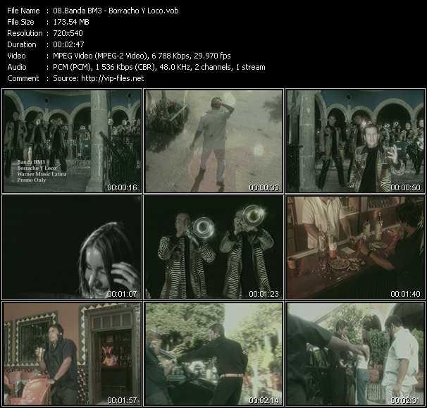 Banda BM3 video screenshot