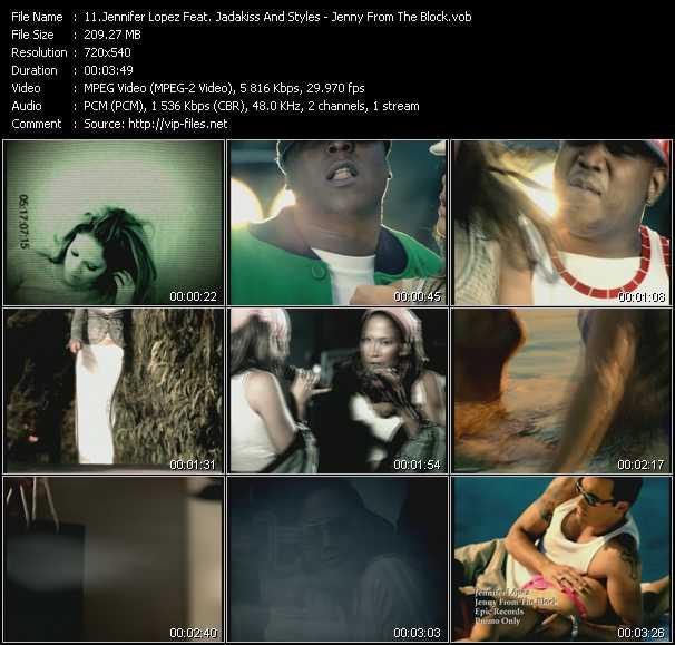 Jennifer Lopez Feat. Styles And Jadakiss video screenshot