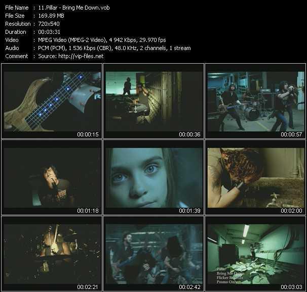Pillar video screenshot