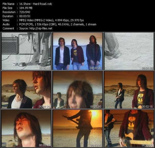 Shore video screenshot