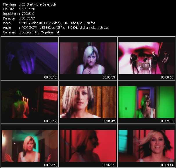 Start video screenshot
