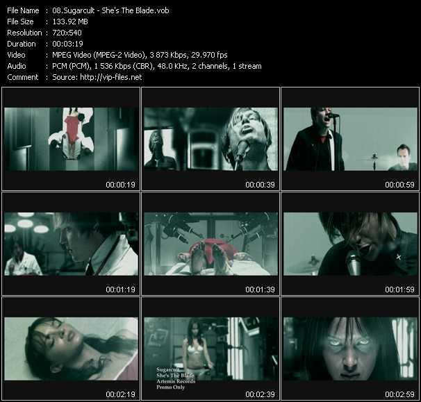 Sugarcult video screenshot