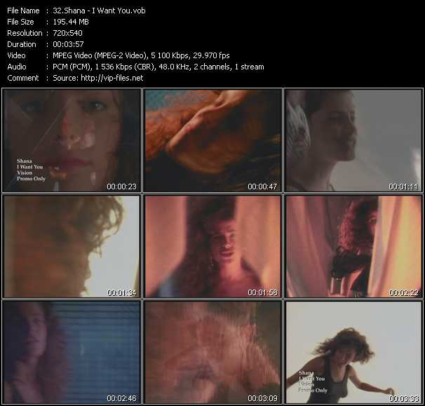 Shana video screenshot