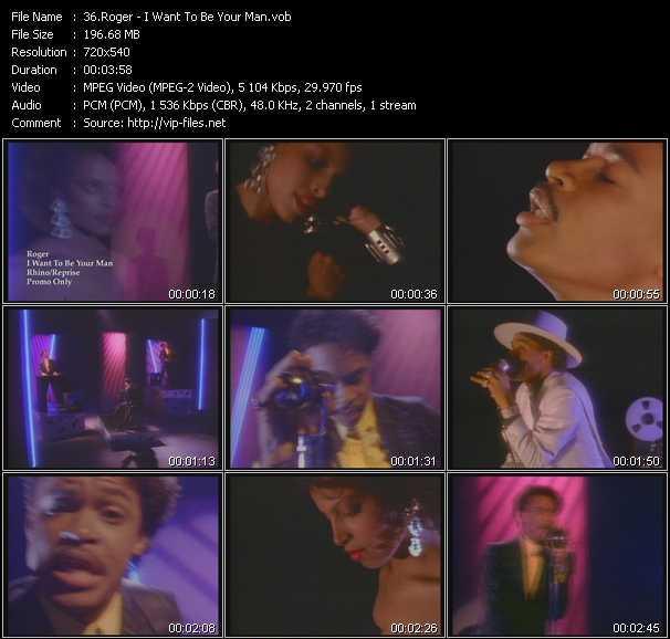 Roger video screenshot