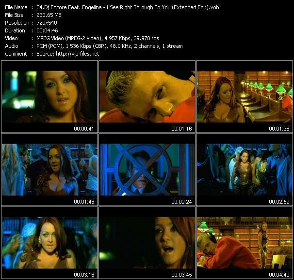 Dj Encore Feat. Engelina video screenshot