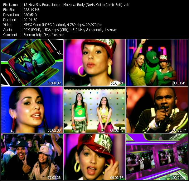 Nina Sky Feat. Jabba video screenshot