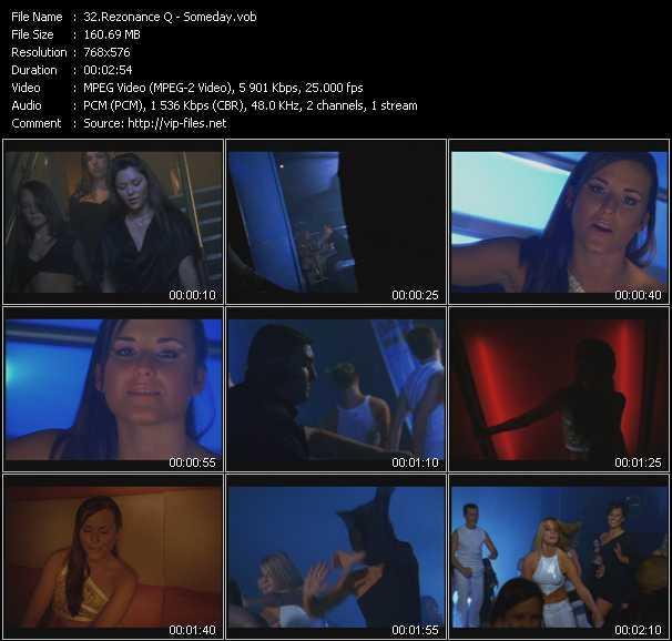 Rezonance Q video screenshot