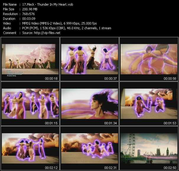 Meck video screenshot