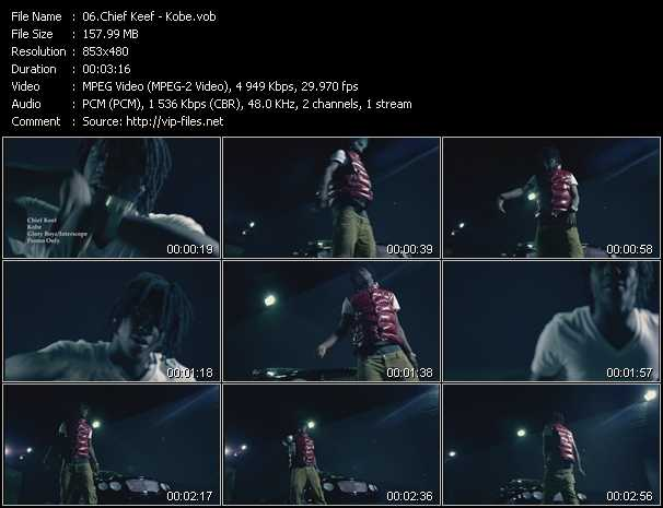 Chief Keef video screenshot