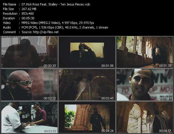 Rick Ross Feat. Stalley video screenshot