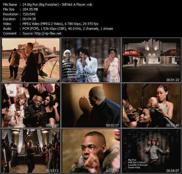 Big Pun (Big Punisher) video screenshot