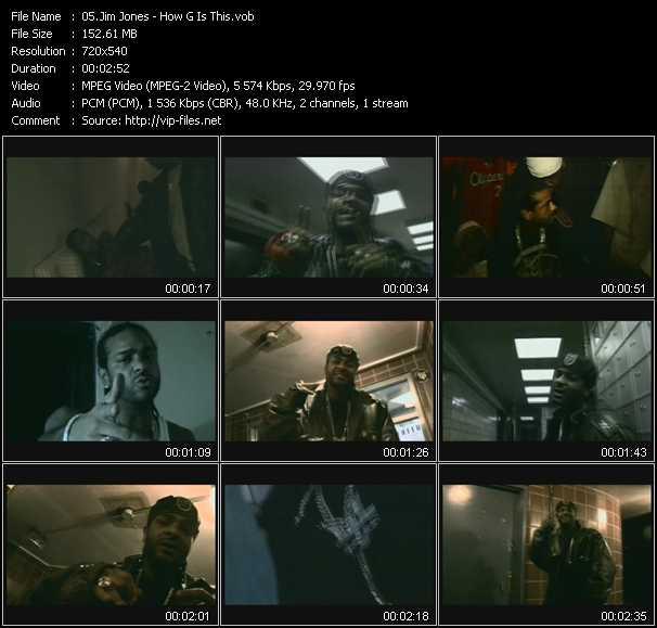 Jim Jones video screenshot
