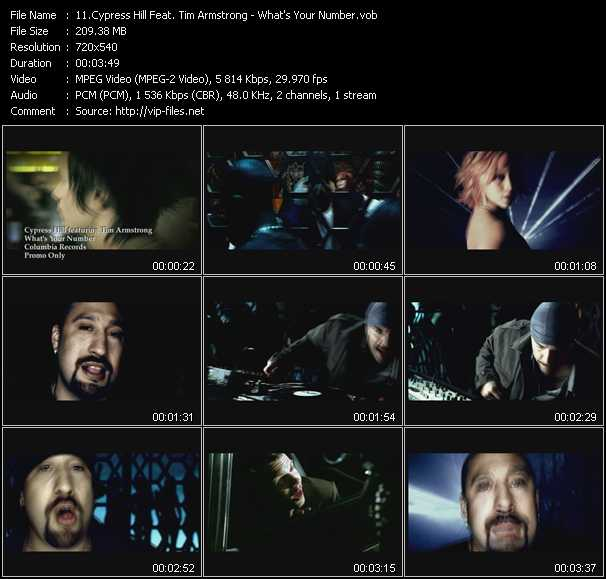 Cypress Hill Feat. Tim Armstrong video screenshot