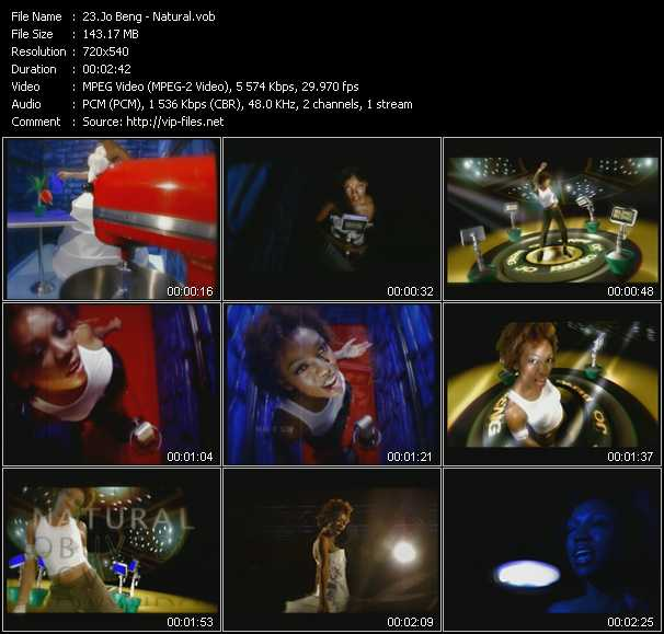 Jo Beng video screenshot