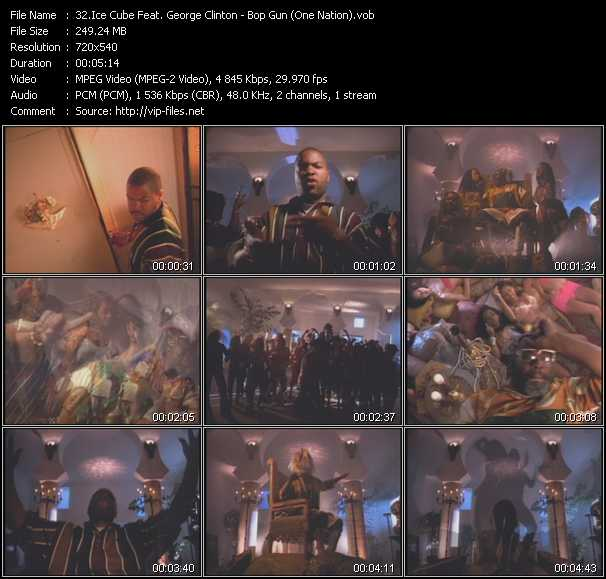 Ice Cube Feat. George Clinton video screenshot