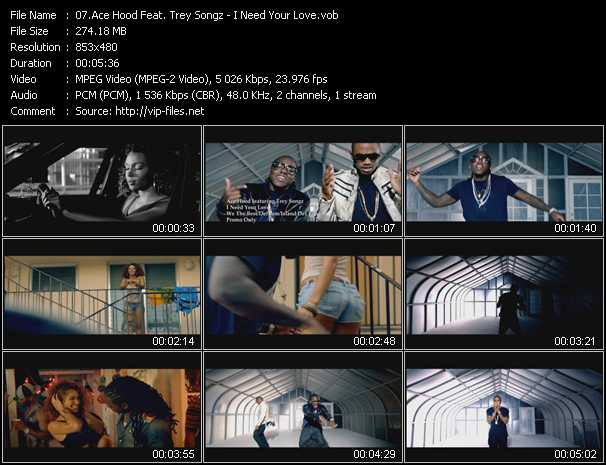 Ace Hood Feat. Trey Songz video screenshot
