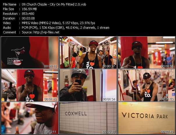 Church Chizzle video screenshot