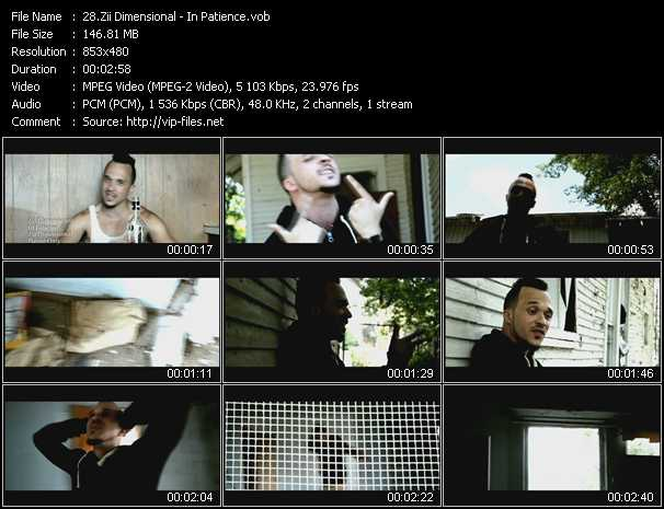 Zii Dimensional video screenshot
