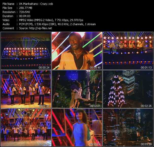 Manhattans video screenshot