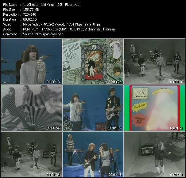Chesterfield Kings video screenshot