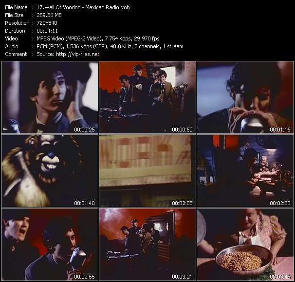 Wall Of Voodoo video screenshot