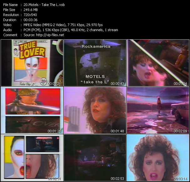 Motels video screenshot