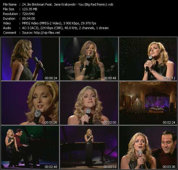 Jim Brickman Feat. Jane Krakowski video screenshot