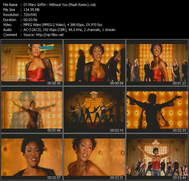 Mary Griffin video screenshot
