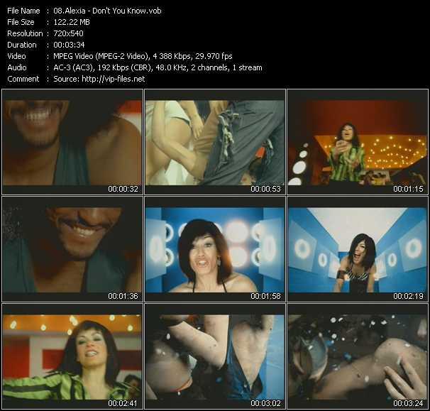Alexia video screenshot