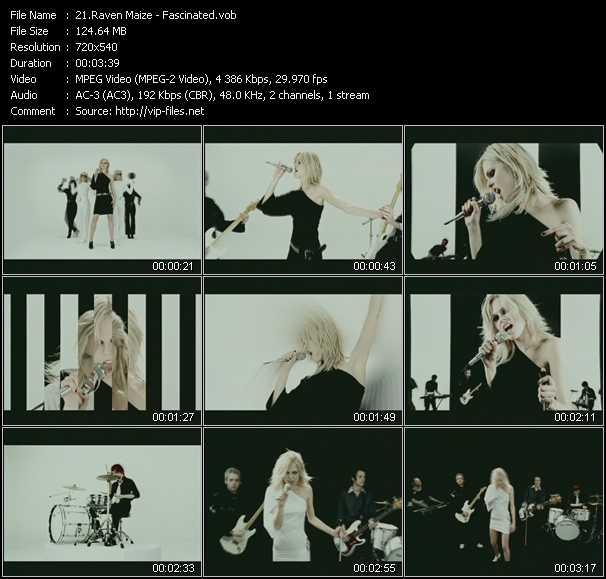 Raven Maize video screenshot