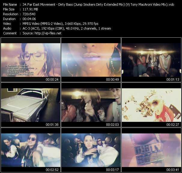 Far East Movement video screenshot