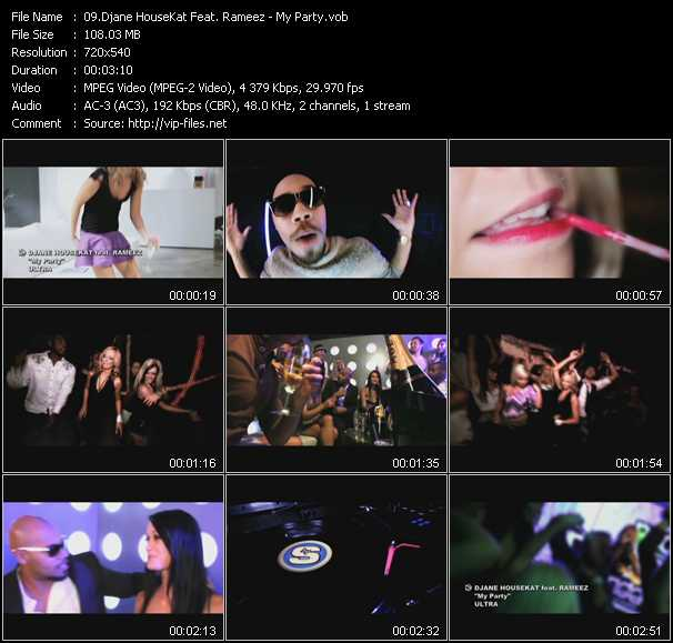 Djane HouseKat Feat. Rameez video screenshot